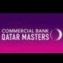 Commercialbank Qatar Masters Performance Chart
