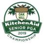 Senior PGA Championship Performance Chart