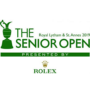 Senior Open Performance Chart