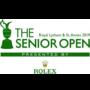 Senior Open Championship Performance Chart